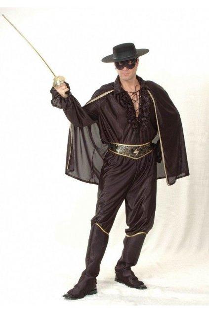Kostým Zorro mstitel