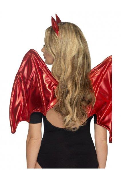 Ďábelská sada - Rohy a křídla