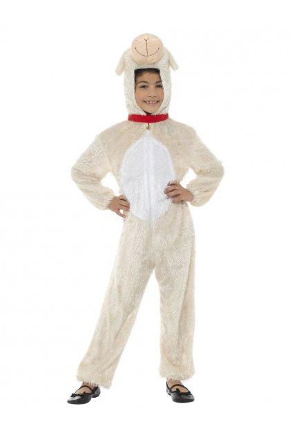 Dětský kostým - Ovečka - 4-6 let