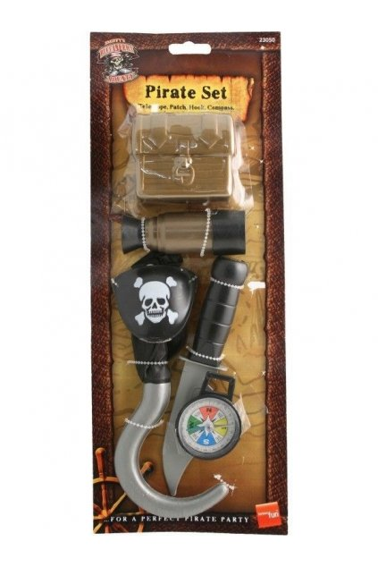 Pirátská sada - šestidílná