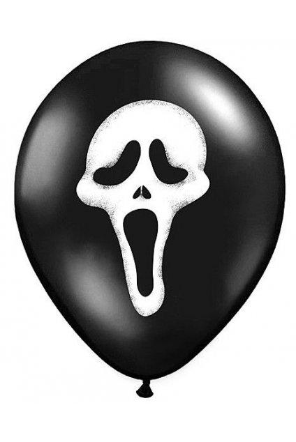 Nafukovací balónek scary movie - 30cm