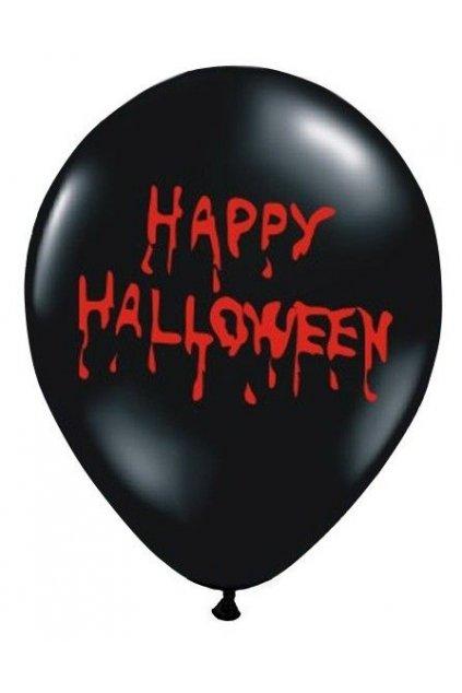 """Nafukovací balónek """"Happy Halloween"""" - 30cm"""
