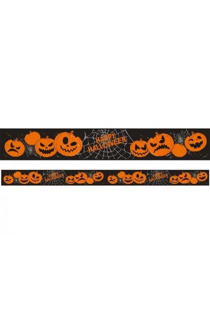 Páska Dýně - Halloween - 6m