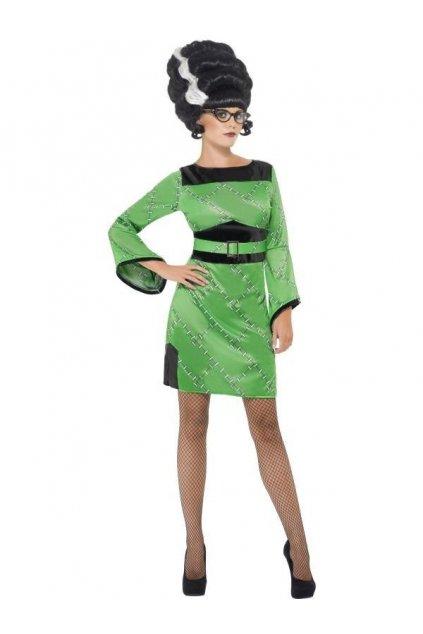 Kostým - Frankie Girl