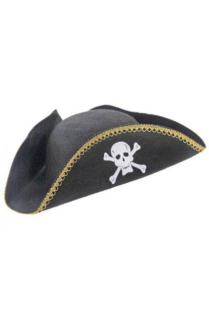 Pirátský klobouk - levný