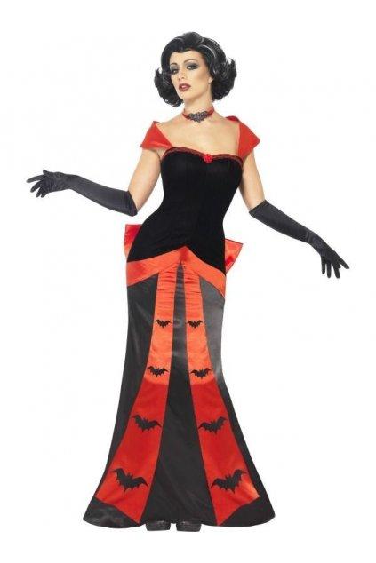 Kostým Vampírka