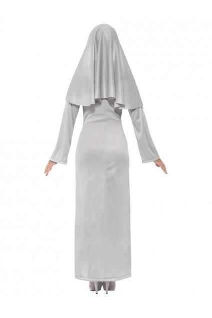 Dámský kostým Jeptiška Gothic