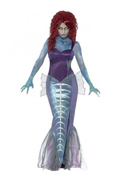 Kostým Zombie mořská víla