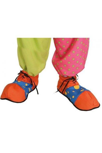 Klaunské boty