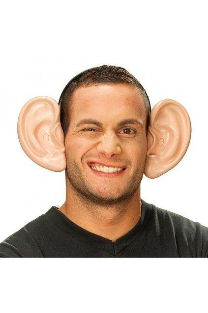Velké uši alá Hurvínek