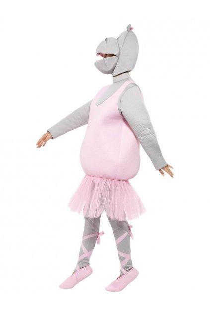 Kostým Hroší baletka
