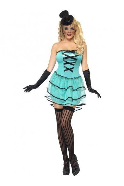 Kostým Moulin Rouge Blue