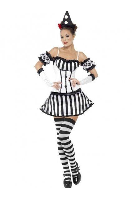 Kostým - Sexy klaun Mim