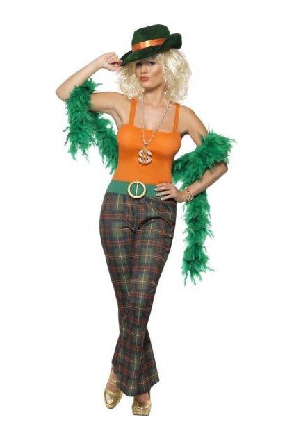 Kostým retro dáma - Pimpette
