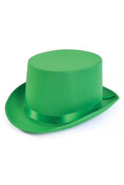 Zelený cylindr
