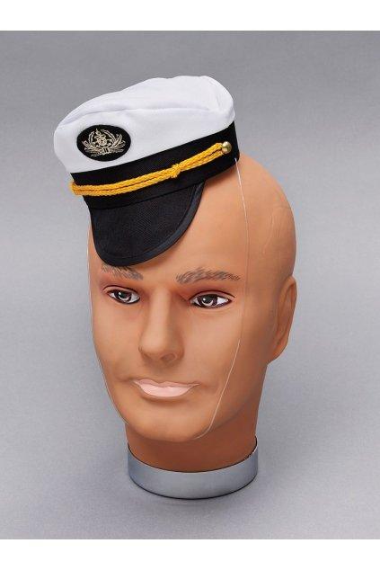 Kapitánská mini čepice
