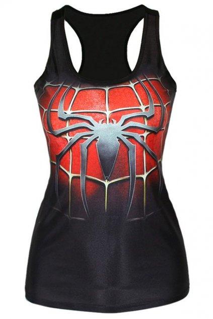 Tílko Spidermanka