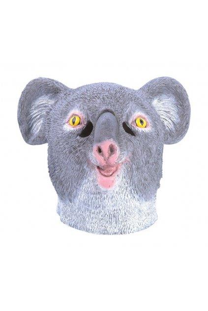 Maska medvídek koala