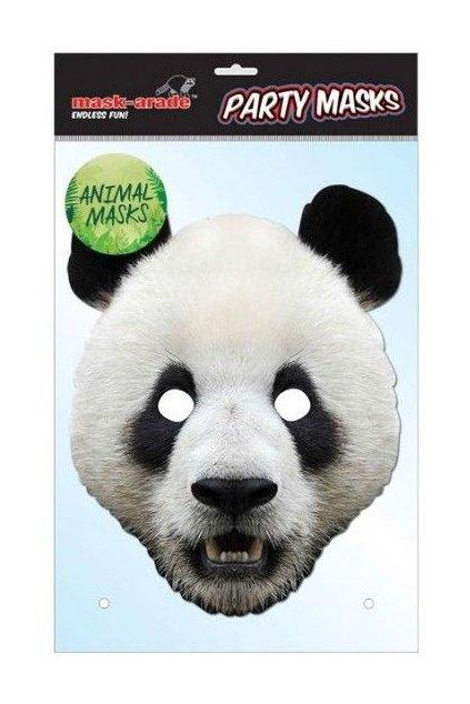 Párty maska panda