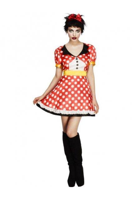 Dámský kostým Minnie
