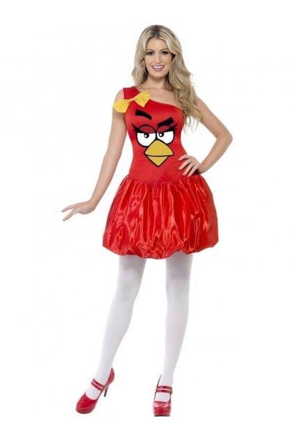 Kostým - Dámský Angry Birds