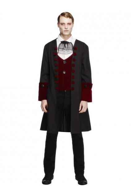 Upír - pánský kostým gotického upíra