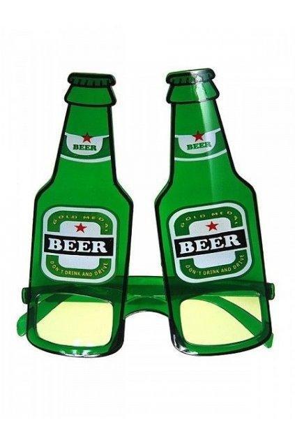 Párty brýle - pivo