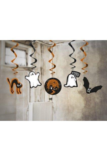 Dekorace na Halloween
