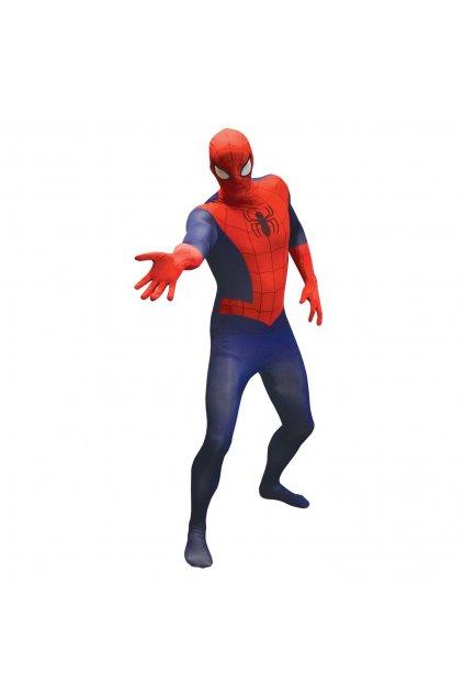 Kostým Spiderman - morphsuite licence Marvel