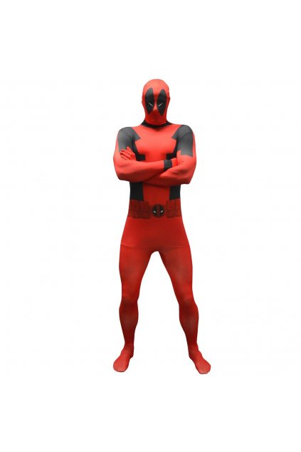 Kostým Deadpool Morphsuit- licence Marvel