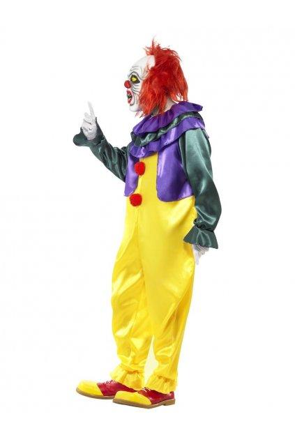 Kostým klaun TO - Classic Horror Clown