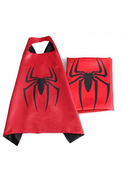 Dětský plášť Spiderman