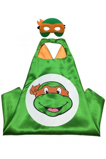 Dětský kostým želva ninja Michelangelo
