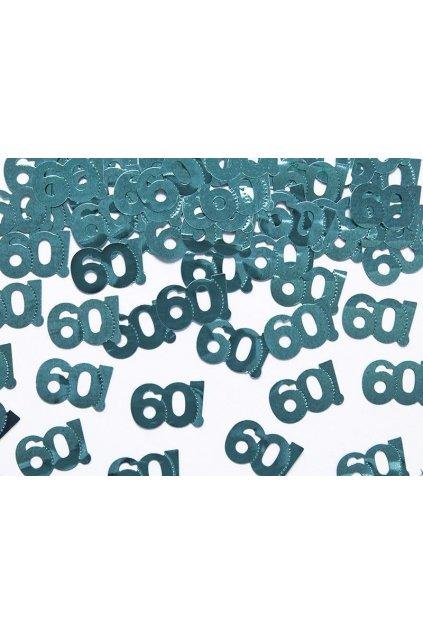 konfety 60. narozeniny