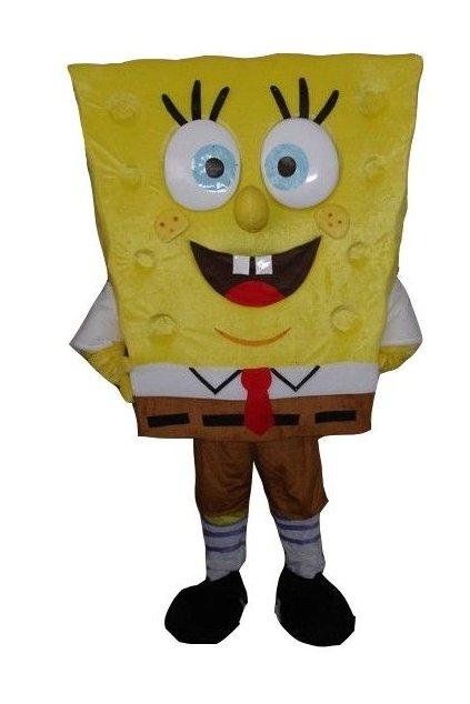 Maskot Spongebob - kostým
