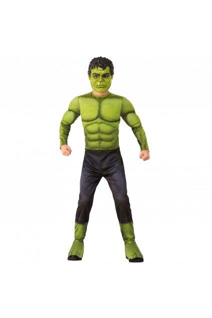 Dětský kostým Hulk deluxe - licence