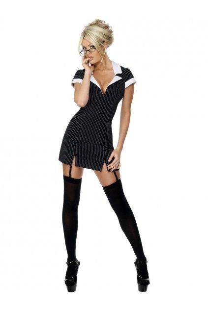 Kostým - Sexy sekretářka