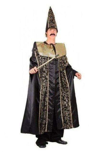 Kostým pro čaroděje kouzelníka