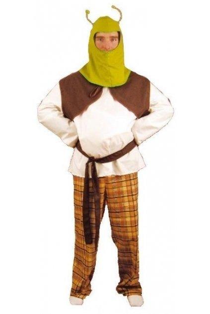 Kostým Šreka - Shrek