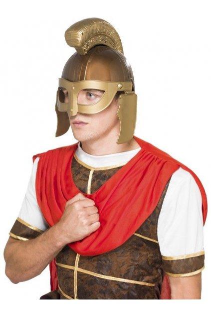 Helma římská plastová