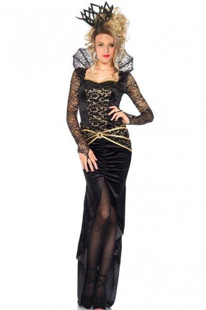 Kostým ďábelská královna