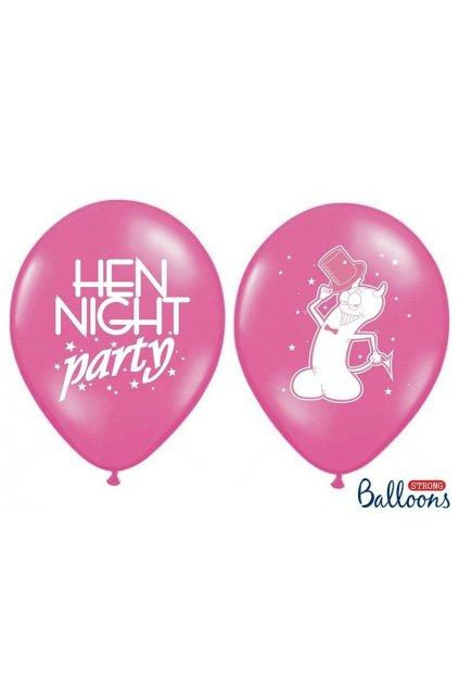 Balónek - Hen Párty rozlučka