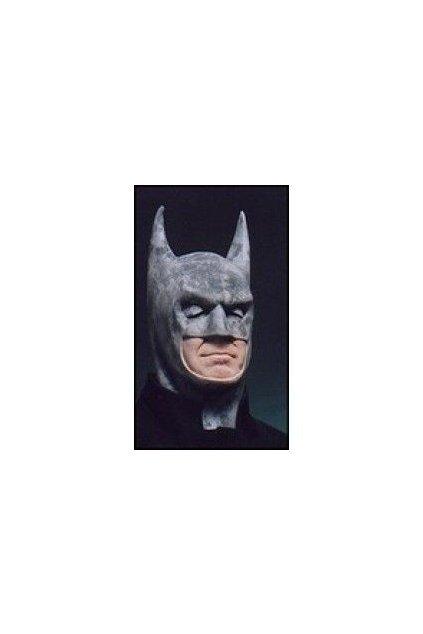 Latexová maska Batman