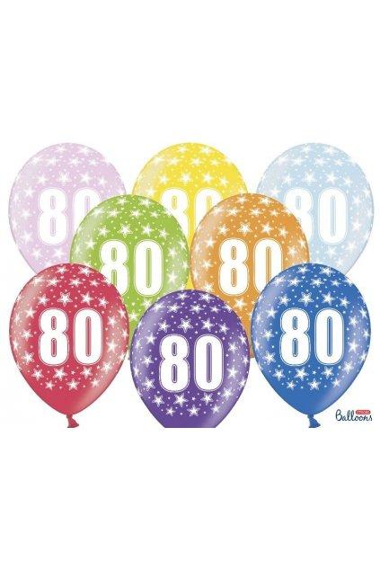 Balónek číslo 80
