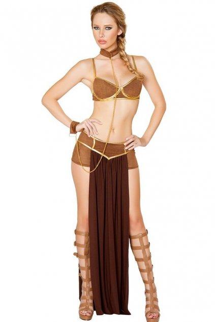 Sexy kostým princezna Leia