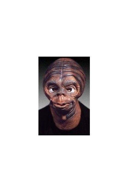 Latexová maska E.T. mimozemšťan