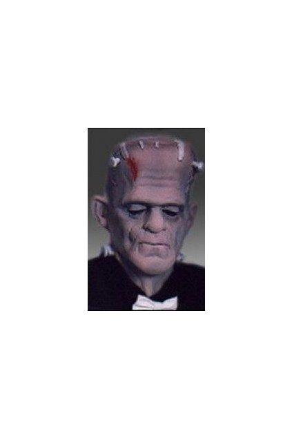 Latexová maska Frankenstein