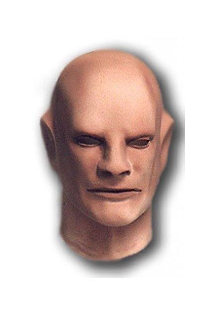 Latexová maska Fantomas