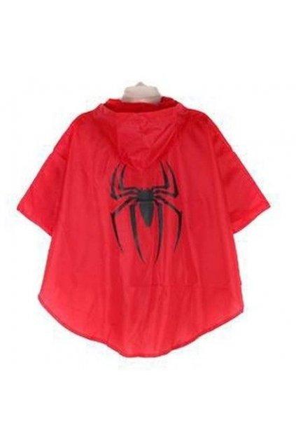 Dětská pláštěnka - Spiderman