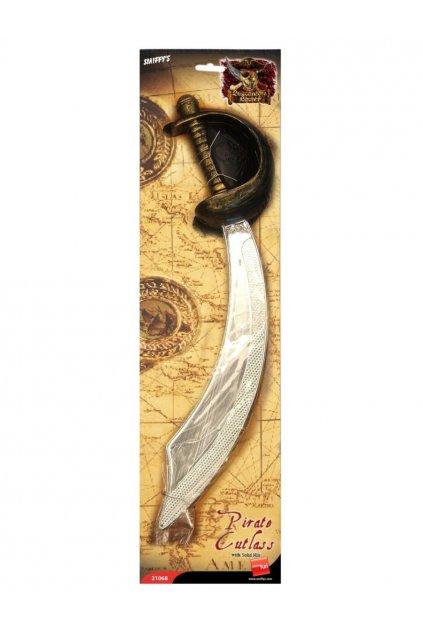 Pirátská sada - šavle a páska přes oko
